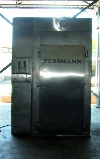 Fessmann T 3000 - 3W/DP11 Cooking-smoking installations