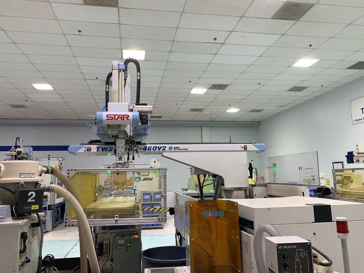 Star Automation TWS-800V-460V2 80-300 US ton