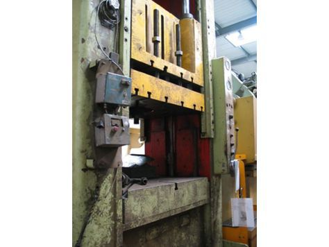 SMG HZPU 100/50 - 1000/850 Max. 150 Ton