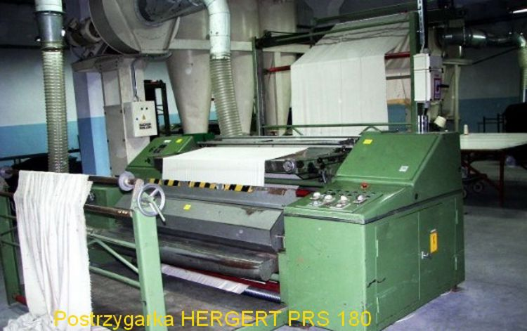 2 Heinz hergert PRS 180GF  Shearing Machines
