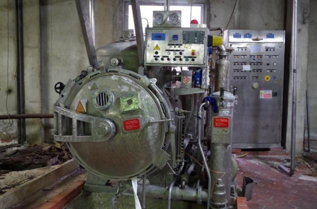 Mcs SF100 / 1S-18 HT 40 Jet dyeing machine