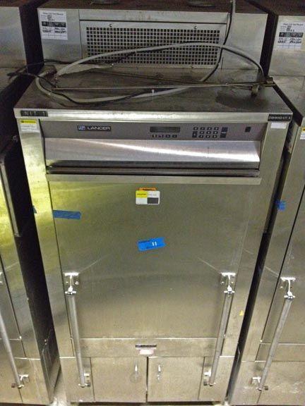 Lancer 1600UPSS Glassware Washer