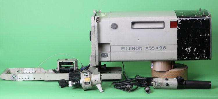 Fujinon A55x9.5 SD Box lens