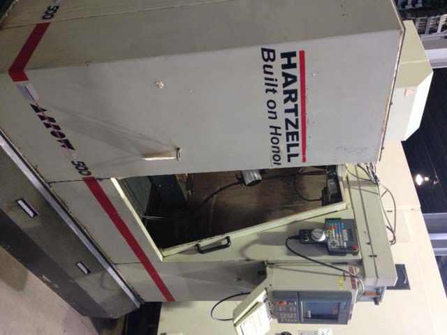Cincinnati ARROW-500 CNC VERTICAL MACHINING CENTER 3 Axis