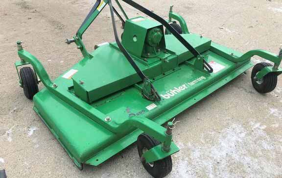 Buhler 72 Light-Duty Rotary Cutters