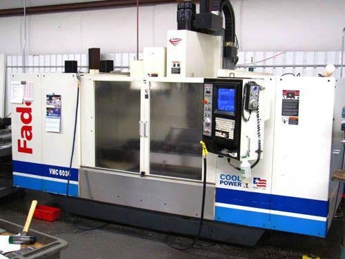 Fadal VCM6030, CNC Vertical Machining Center 3 Axis