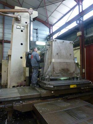 Union BFT 130 CNC  Variable