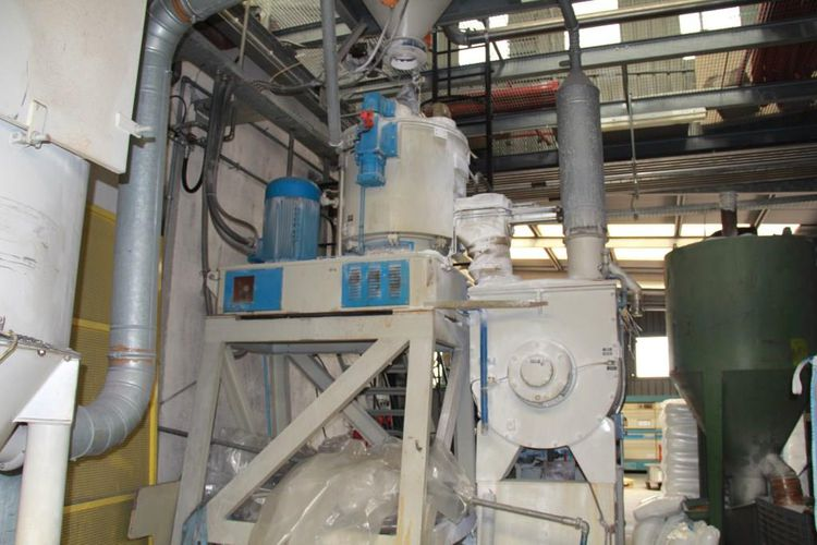 Plasmec MIXING COOLING STATION TRM300 AG
