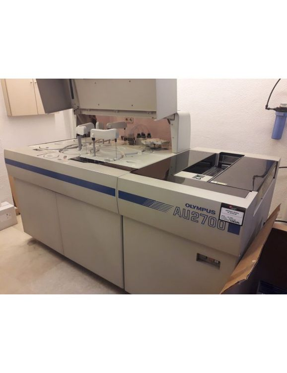 Olympus AU2700, Biochemical analyzer