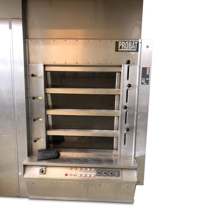 Probat stage oven (gas)