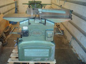 Cooksley PLANER THICKNESSER