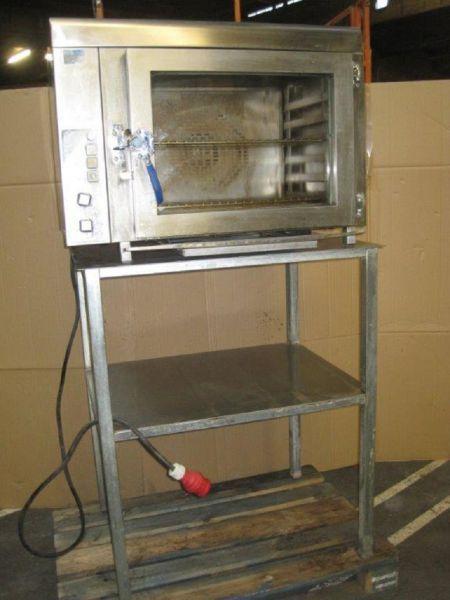 Wiesheu G6 Fan oven