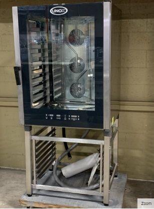 Unox XAV805P-240 Electric Combi Oven