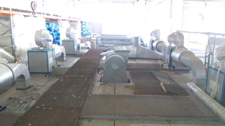 Gas heat generator KRON-012-TURBO
