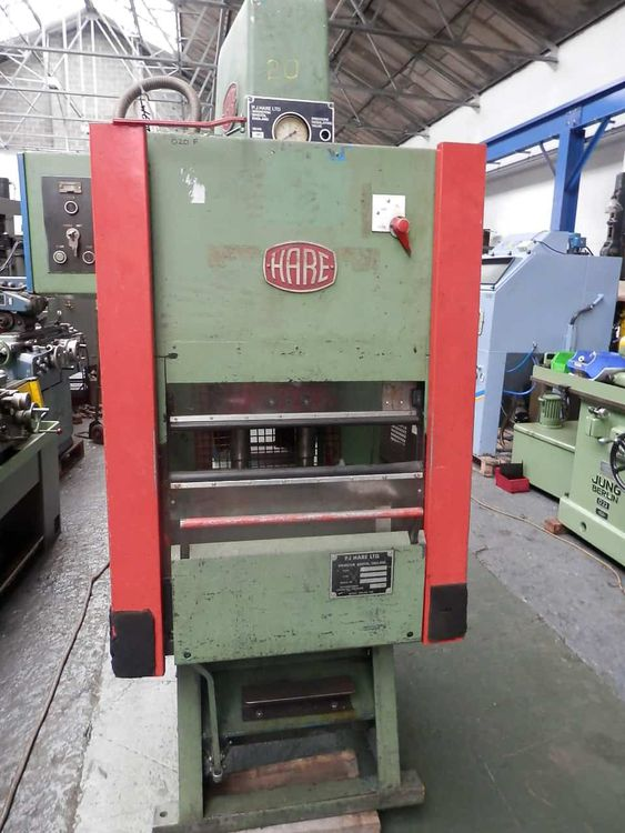 Hare press 12 BS