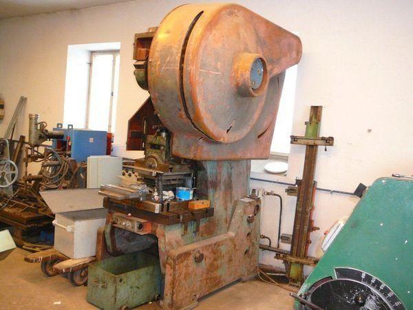 Smeral LEN 63P 63 Ton
