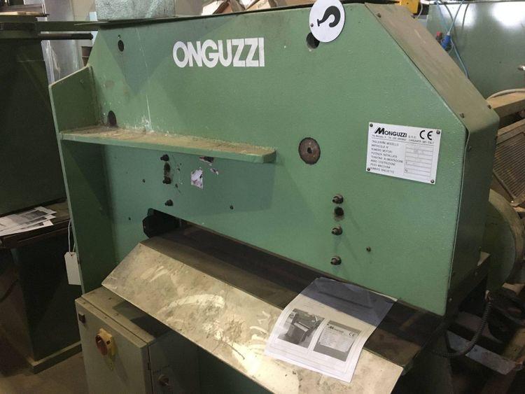 Monguzzi 800, Cross Veneer Guillotine