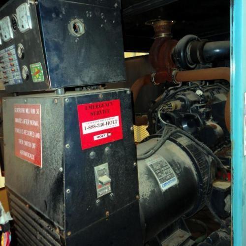 Detroit Diesel 6V-92GDTA-300 300 kW