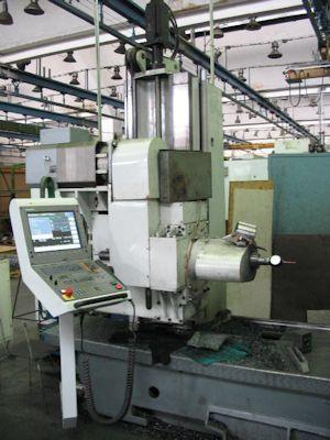 TOS WH 10 - CNC 100 mm 5000 rpm