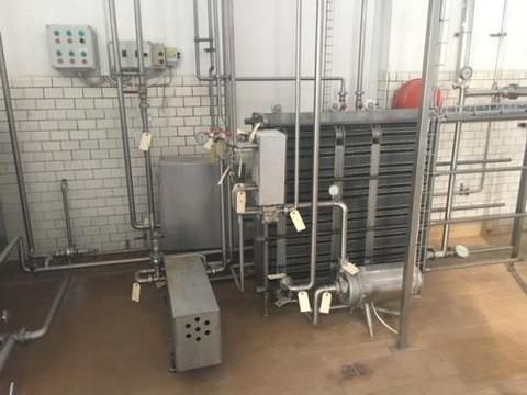 Other DAIRY PASTEURIZING PLANT