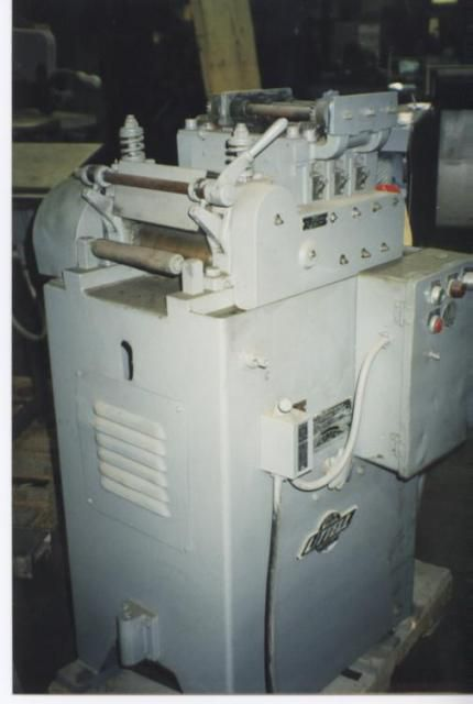 308-7PDL Feed and  Straightening Machine
