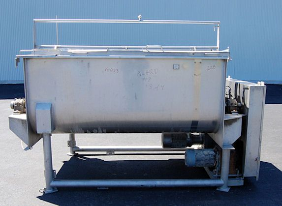 A&M Process DRB600 Double Ribbon Blender