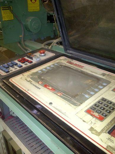 Van Dorn 110 RS 3.5 F, Injection Molding 110 Ton