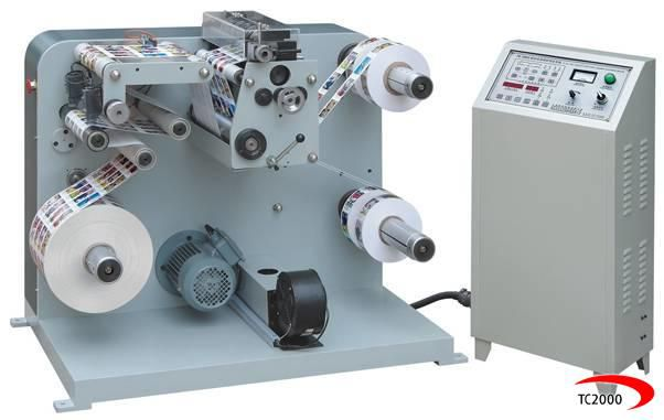 Others FQ-320 REWINDING FOR LABEL PRESSES 320 mm