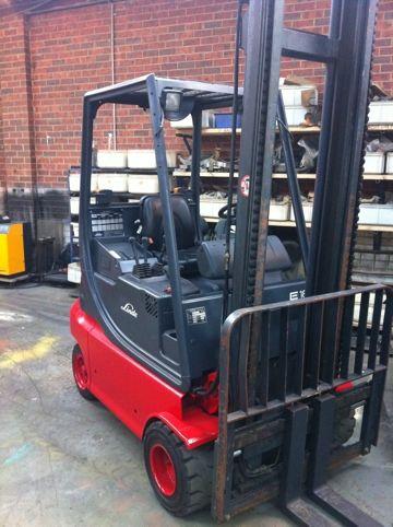 Linde 1.8 tonne Electric Forklift