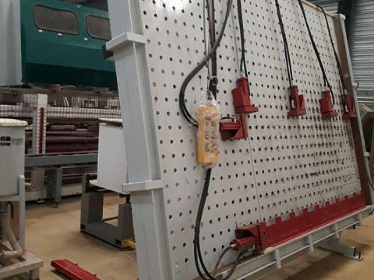Parveau Hydraulic Vertical Clipper