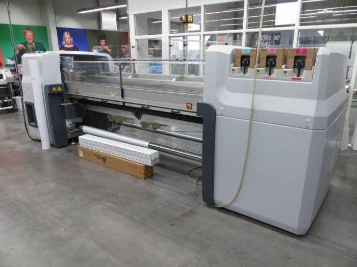 HP L65500, Latex printer 6 3000 x 264 cm
