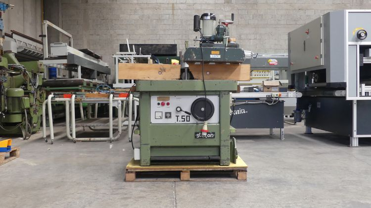 Steton T 50 Spindle Milling Machine