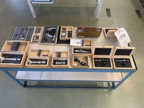 Set of measuring equipment
