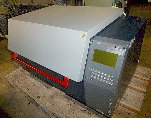 Ahiba Infra red sample dyeing unit