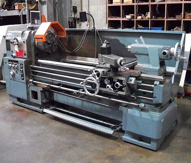 Kingston Engine Lathe 1200 rpm HD2260