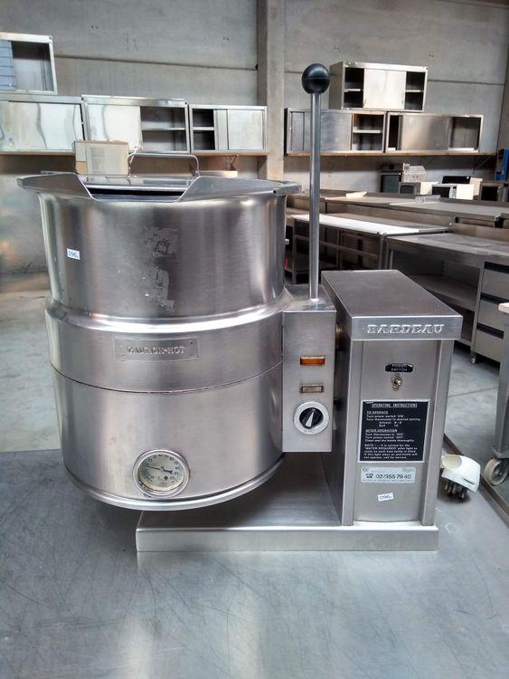 Bardeau FT -5CE tilting cooking kettle