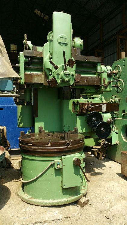 WMW DKE 1320 Vertical turning lathe