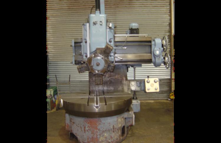 Webster & Bennett 48M Borer Vertical borers
