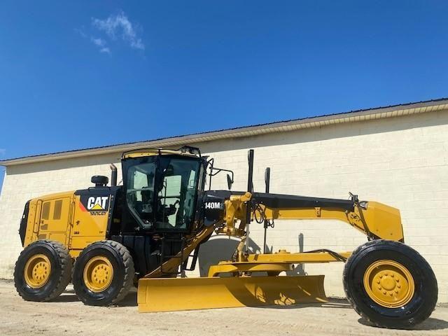 Caterpillar 140M2 VHP Motor Grader