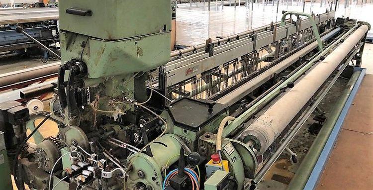 2 Sulzer PU 540cm Cam / Dobby
