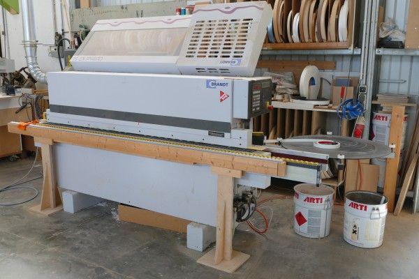 Brandt KD 56 edge banding machine