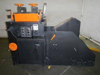 Rowe A10-C2000J CRADLE / STRAIGHTENER Coil capacity 2,000 lbs.