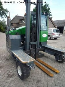 Combilift omni-directional, four-directional 8000 kg