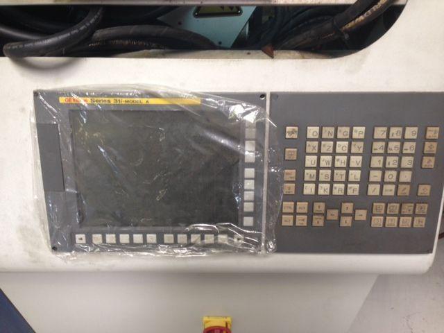 Tornos FANUC 31i Control 10000 rpm Deco Sigma 20 2 Axis
