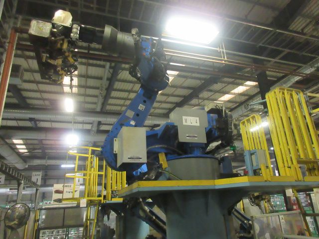 Motoman YR-ES165RD-A00 spot welding 6 Axis 165 kg