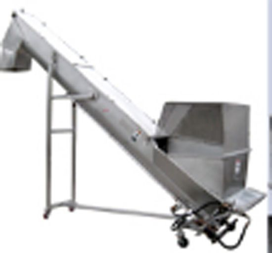 Others 16-14 Stainless Steel Hydarulic Inclined Screw Conveyor