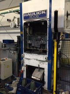 Haulick  & Roos RVD 63-800 Max. 630 kN