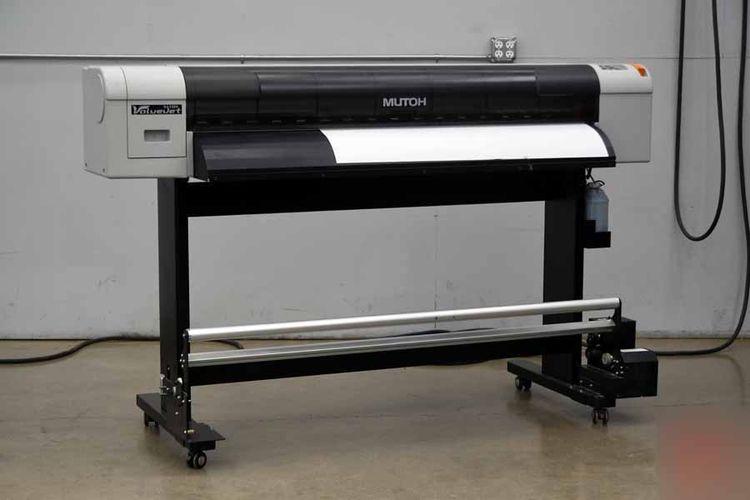 Mutoh ValueJet 1324X Eco-Ultra, Printer