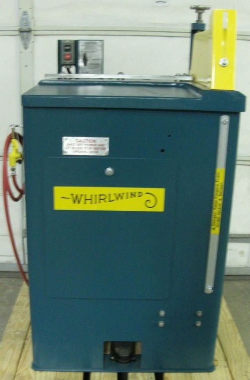 Whirlwind 212R, Cut-Off Miter Saw