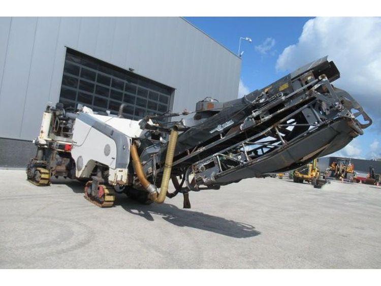 Wirtgen W100 F Asphalt mill